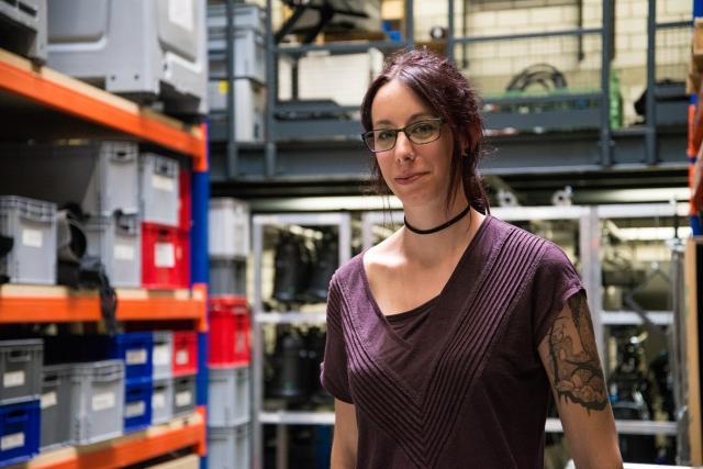 Akademie für Darstellende Kunst Baden-Württemberg - Jessica Endruteit