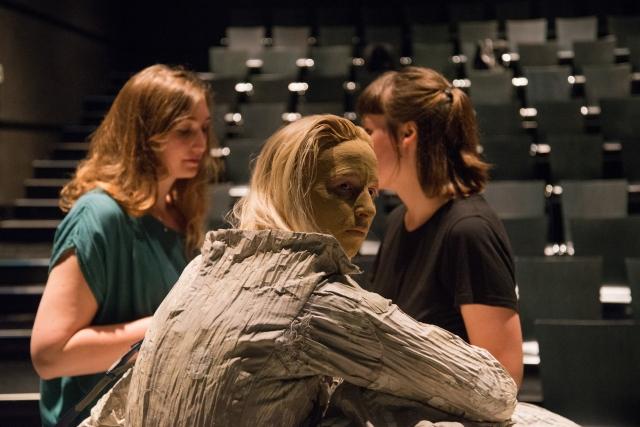 Dramaturgie und Regie im Gespräch