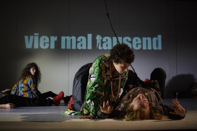 Akademie für Darstellende Kunst Baden-Württemberg - Der Untergang des Egoisten Johann Fatzer