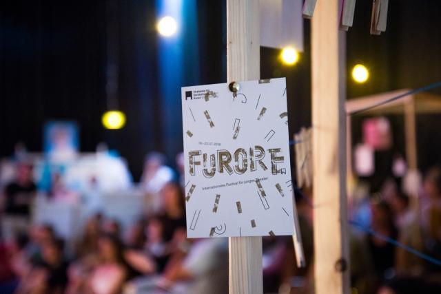 Akademie für Darstellende Kunst Baden-Württemberg - FURORE Festival 2018. Internationales Festival für junges Theater.