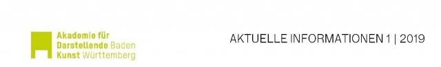Akademie für Darstellende Kunst Baden-Württemberg - Newsletter