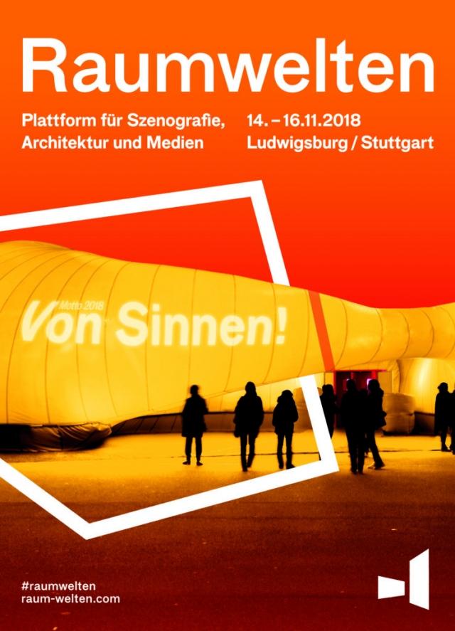 Akademie für Darstellende Kunst Baden-Württemberg - Raumwelten 2018