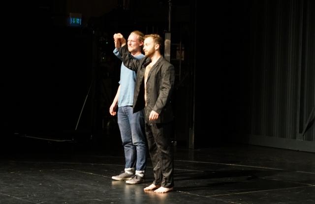 Akademie für Darstellende Kunst Baden-Württemberg - Publikumspreis für »Fraktion Lucarelli«