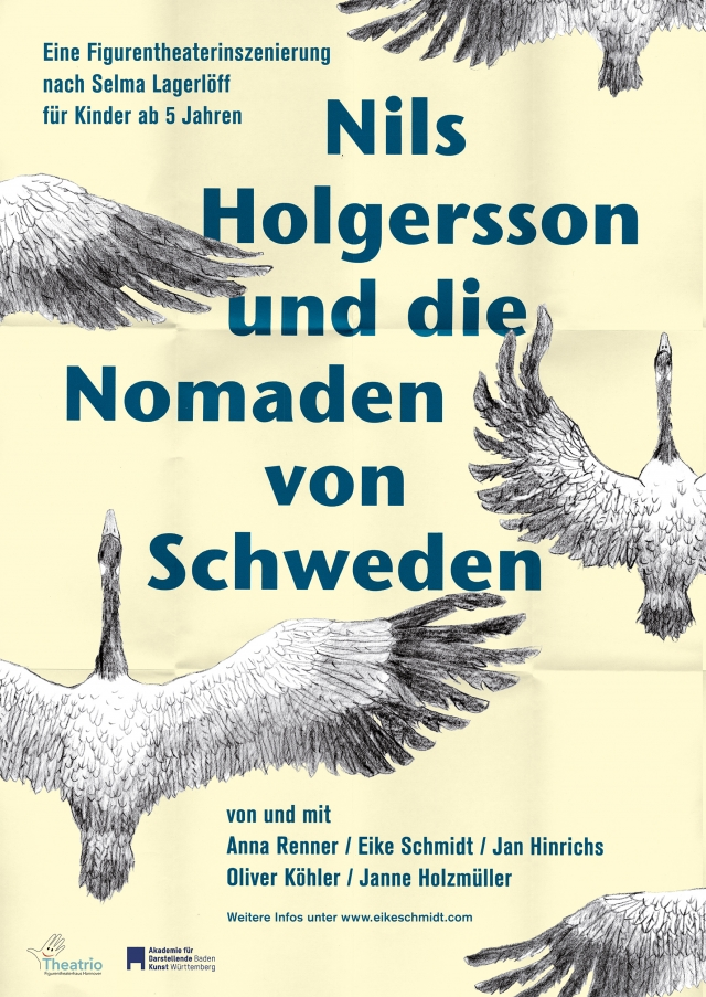Akademie für Darstellende Kunst Baden-Württemberg - Nils Holgersson und die Nomaden von Schweden