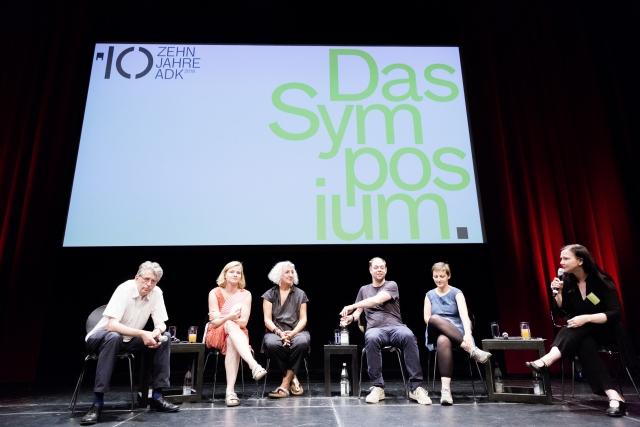 Akademie für Darstellende Kunst Baden-Württemberg - Das Symposium. Kunst. Kultur. Nachhaltigkeit.