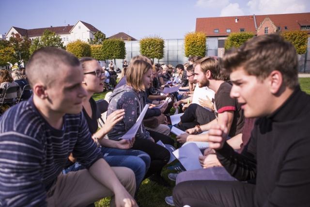 Akademie für Darstellende Kunst Baden-Württemberg - Menschen