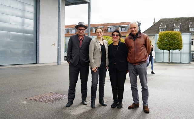 Akademie für Darstellende Kunst Baden-Württemberg - Studienjahrs-Eröffnung 2019/20 mit Thea Dorn (campusintern)