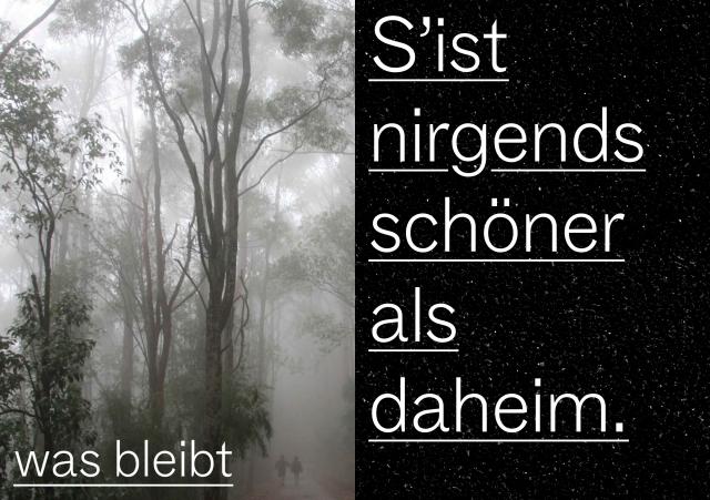 Akademie für Darstellende Kunst Baden-Württemberg - Biografische Projekte. Künstlerische Erkundungen