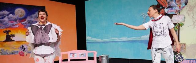 »Der Ursprung der Liebe« nach Liv Strömquist | Regie: Amelie Hafner