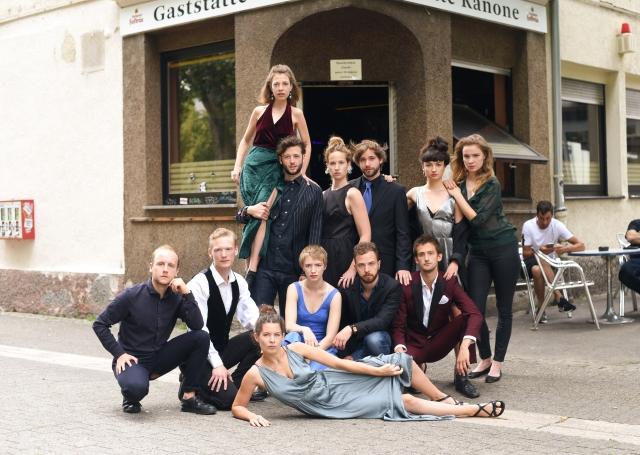 Akademie für Darstellende Kunst Baden-Württemberg - Absolventen 2019