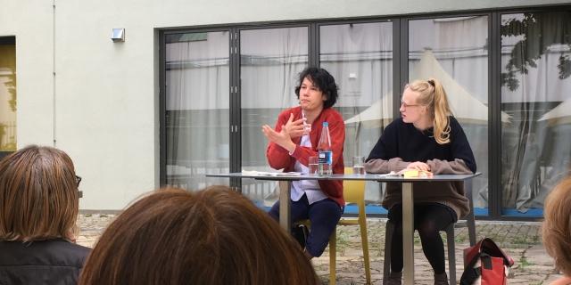Akademie für Darstellende Kunst Baden-Württemberg - »En passant«… Die ADK zu Gast in der Stadtbibliothek