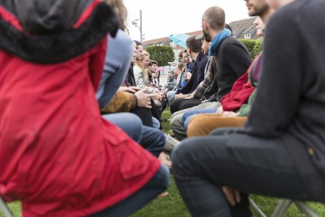 Akademie für Darstellende Kunst Baden-Württemberg - Eröffnungswoche Studienjahr mit dem Zentrum für Politische Schönheit (campusintern)
