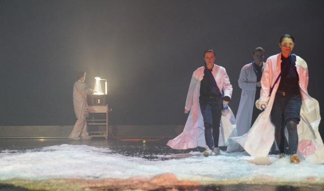 »Wilhelm Tell« nach Friedrich Schiller Regie:Amanda Lasker-Berlin