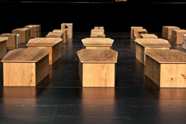 Akademie für Darstellende Kunst Baden-Württemberg - Antigone